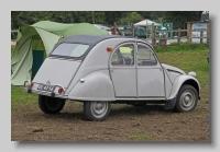 Citroen AZAM 1963 rearg