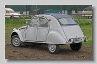 Citroen AZAM 1964 rear