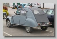 Citroen AZL 1957 reary