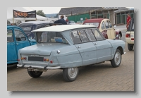 Citroen Ami 6 1964 rear