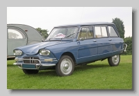 Citroen Ami 6 1965 Break front