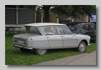 Citroen Ami 6 1965 rear