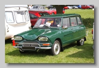 Citroen Ami 6 1969 Break front