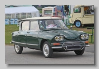 Citroen Ami 6 Club front