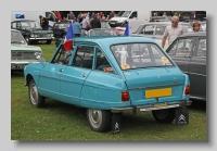 Citroen Ami 8 1976 Berline rear