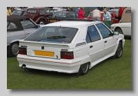 Citroen BX 19 16-valve 1990 rear