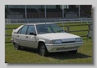Citroen BX 19 TZD 1992 front