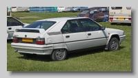Citroen BX 19 TZD 1992 rear