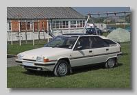 Citroen BX GT 1985 front