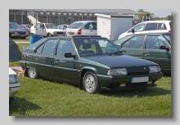 Citroen BX TZD Turbo 1991 Hurricane front