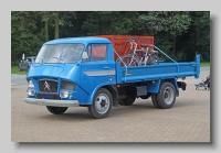 Citroen Belphegor Truck front