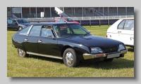 Citroen CX2200 1975 front