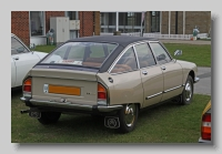 Citroen GS 1975 Pallas rear