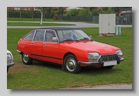 Citroen GS 1977 Pallas front