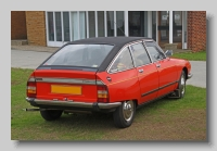 Citroen GS 1977 Pallas rear