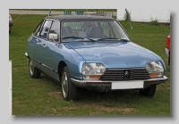 Citroen GS 1978 Pallas front