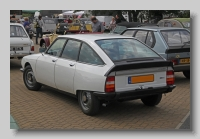 Citroen GS X2 1977 rear