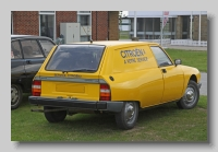 Citroen GSA Enterprise rear
