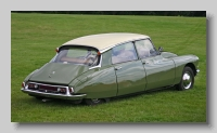 Citroen ID 19  1958 rear
