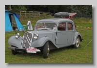 Citroen Light Fifteen 1937 front