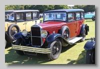 Delage D8L 1932 Chapron Limousine front