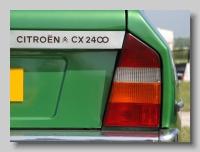 aa_Citroën CX2400 1979 badge