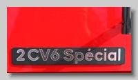 aa_Citroen AZKA 1988 2CV6 Special badge