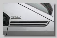 u_Citroen BX 19 TZD 1992 Turbo panel