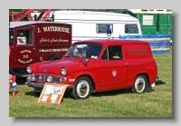 Commer Cob Series III Van front