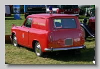 Commer Cob Series III Van rear