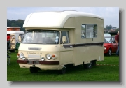 Commer PB 1500 Motorhome front