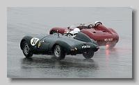Cooper Jaguar and Maserati
