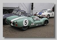 Cooper T57 Monaco 1959 rear