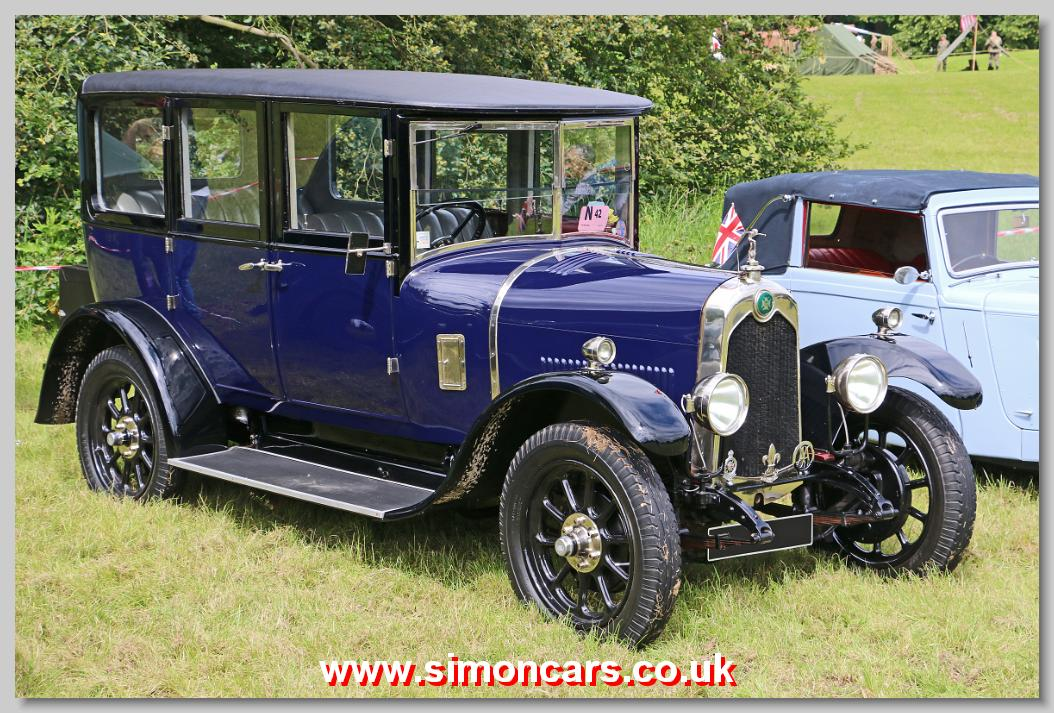 Simon Cars - Crossley Cars - British Classic Cars, Historic ...