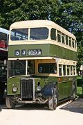 Crossley DD42 1952 Bus