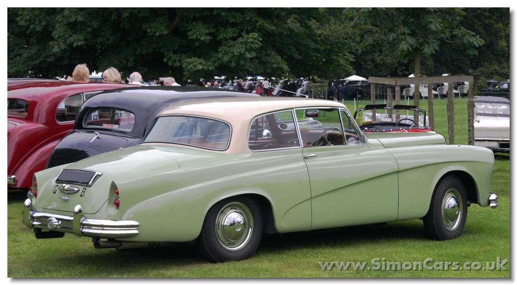 Simon Cars - Hooper Daimler