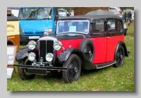 Daimler 15 Saloon 1934 front