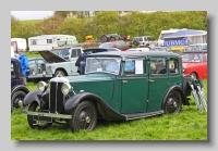 Daimler Fifteen 1934 front
