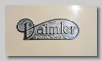 a_Daimler SP250 Badgew