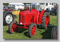 David Brown Cropmaster Tractor front