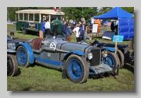 Delage DM Sport 1928 front