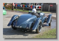 Delahaye Type 135M rear