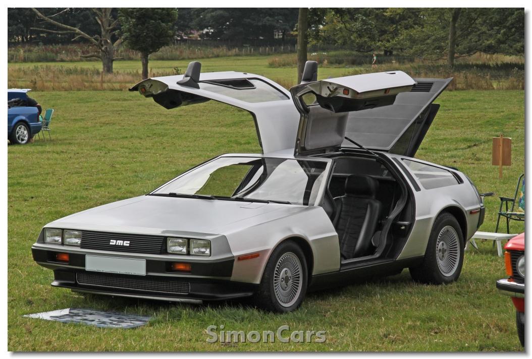 Simon Cars Delorean Cars