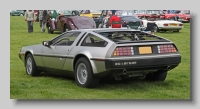 DeLorean DMC-12 rear