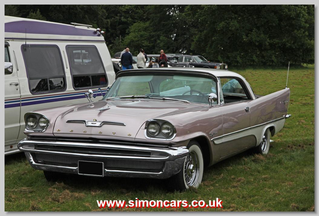 Simon Cars Desoto Firedome