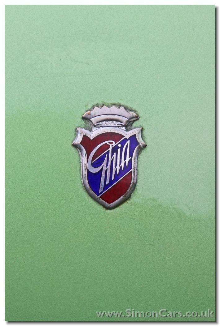 De Tomaso Mangusta >> Simon Cars - Designers Ghia