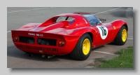 Dino 206 S rear
