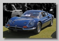 Dino 246 GT 1972 front