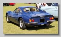 Dino 246 GT 1972 rear