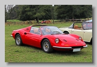Dino 246 GTS 1971 front
